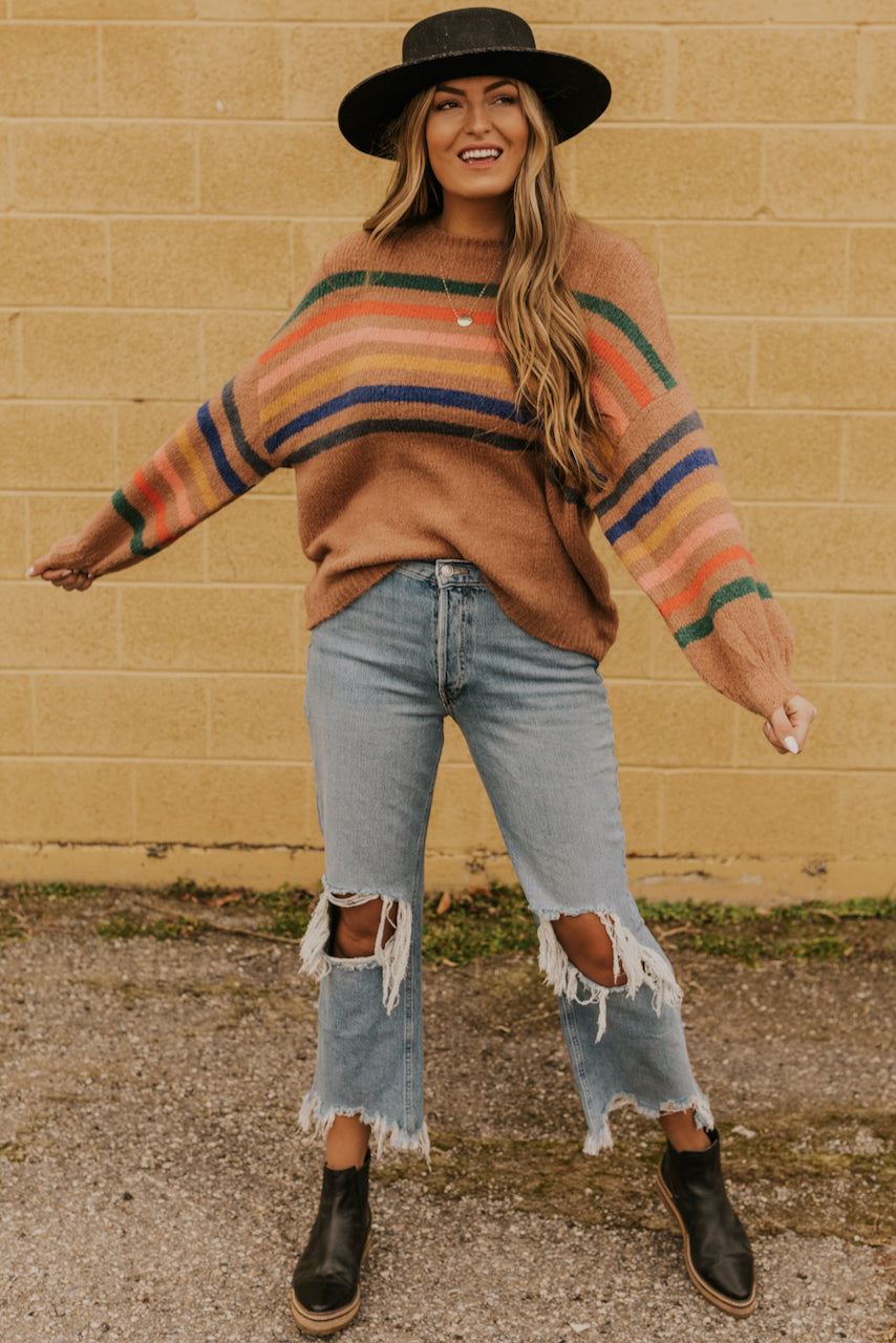 Chunky Knit Sweaters | ROOLEE