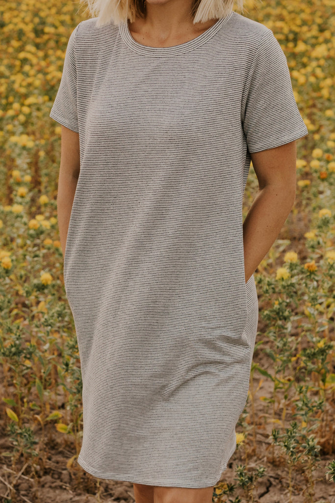 Simple Pocket Dress | ROOLEE