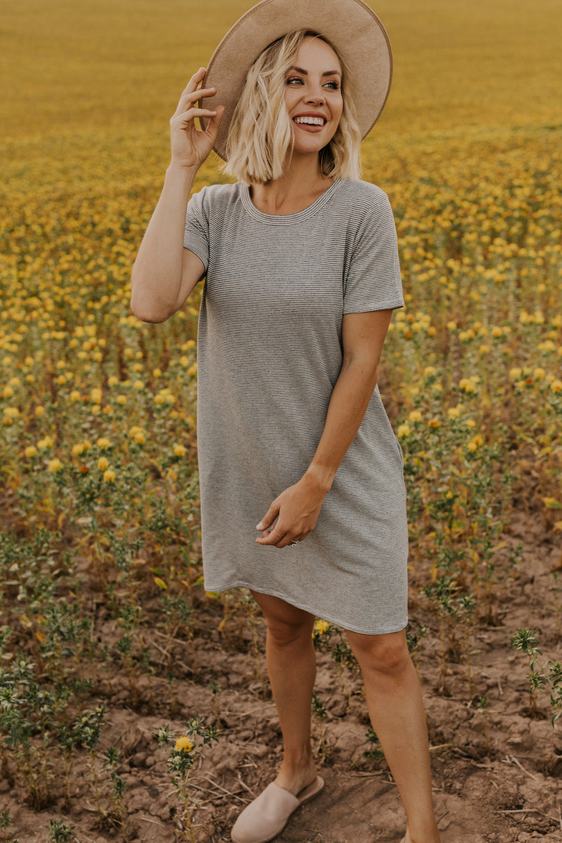 Trendy Casual Dress | ROOLEE