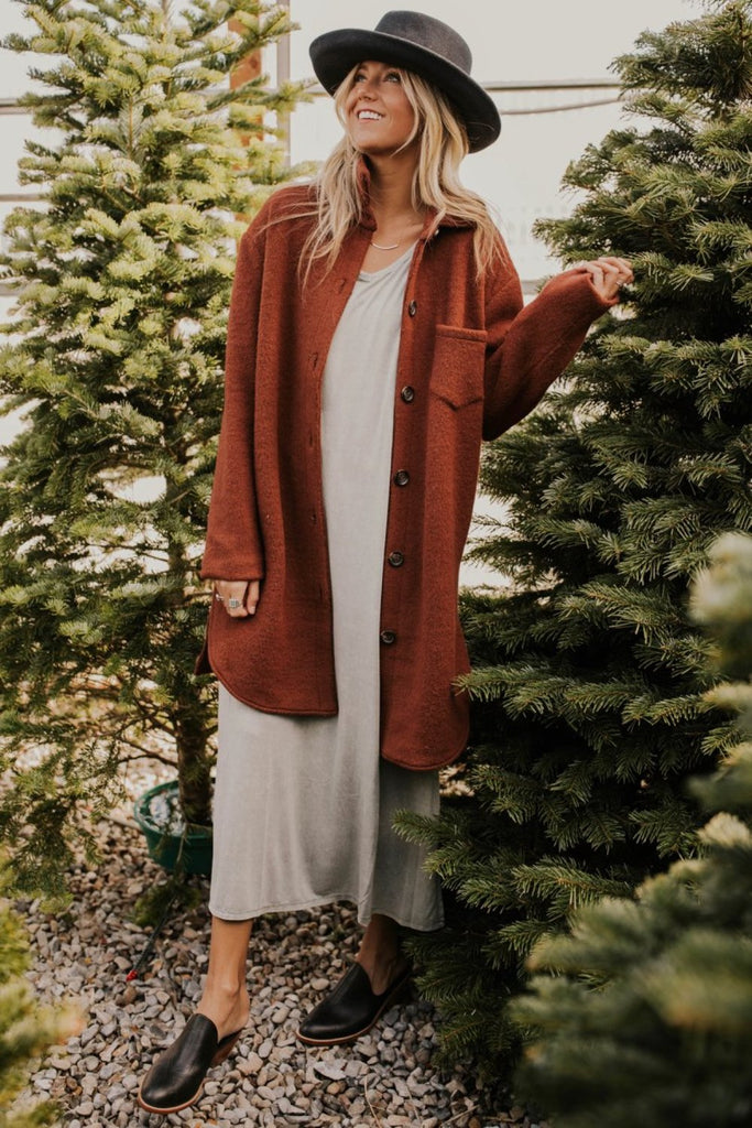 Long T-Shirt Dress | ROOLEE