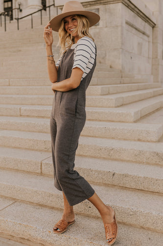 Grey Camisole Jumper | ROOLEE
