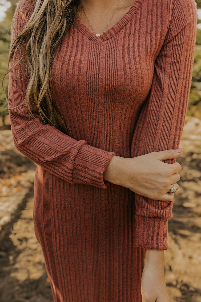 V Neck Dresses for Layering | ROOLEE
