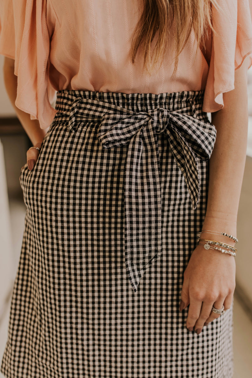 532ddfce10 Modest Skirt Outfit Ideas | ROOLEE Simple Skirt Outfit | ROOLEE ...