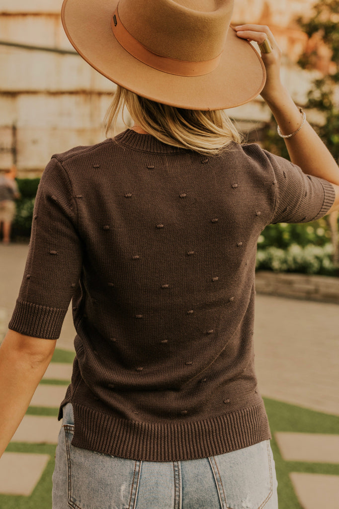 Grey Neutral Fall Layering Top | ROOLEE
