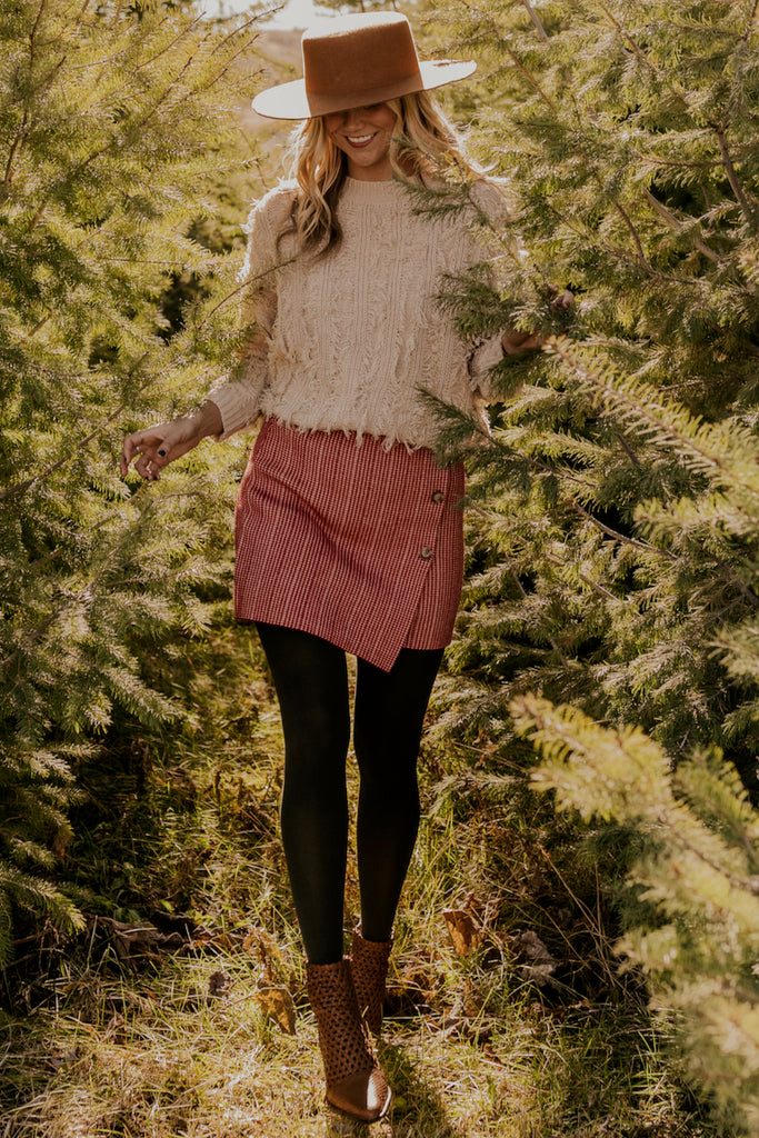 Holiday Knit Sweater | ROOLEE