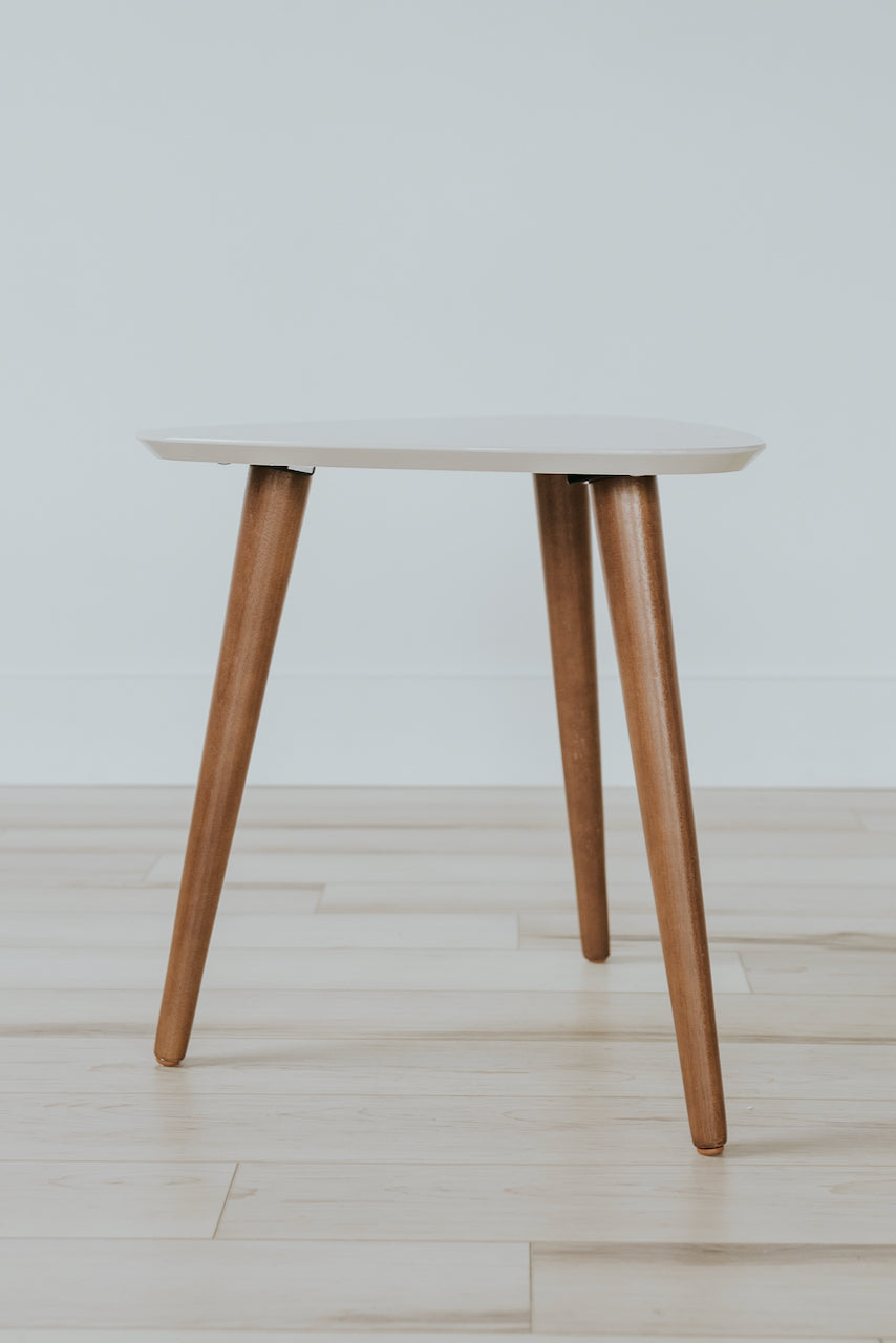 Athos Triangle End Table
