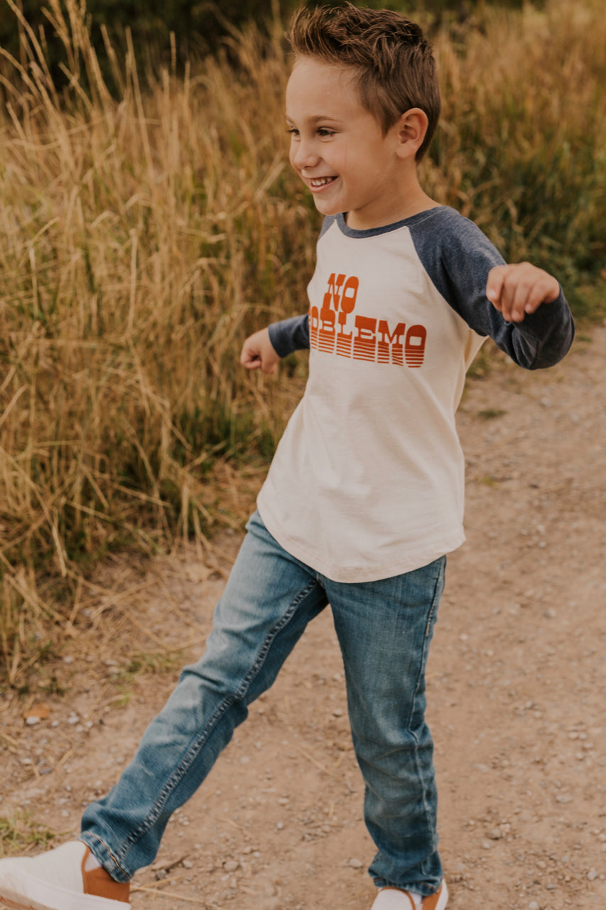 Raglan Tee for Boys | ROOLEE
