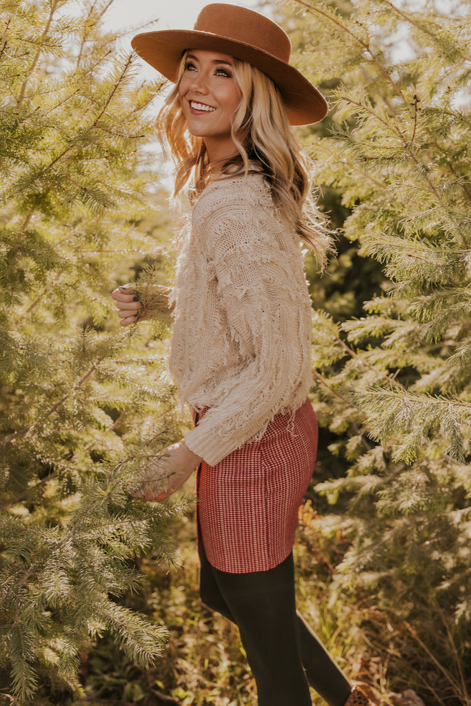 Knitted Sweater | ROOLEE