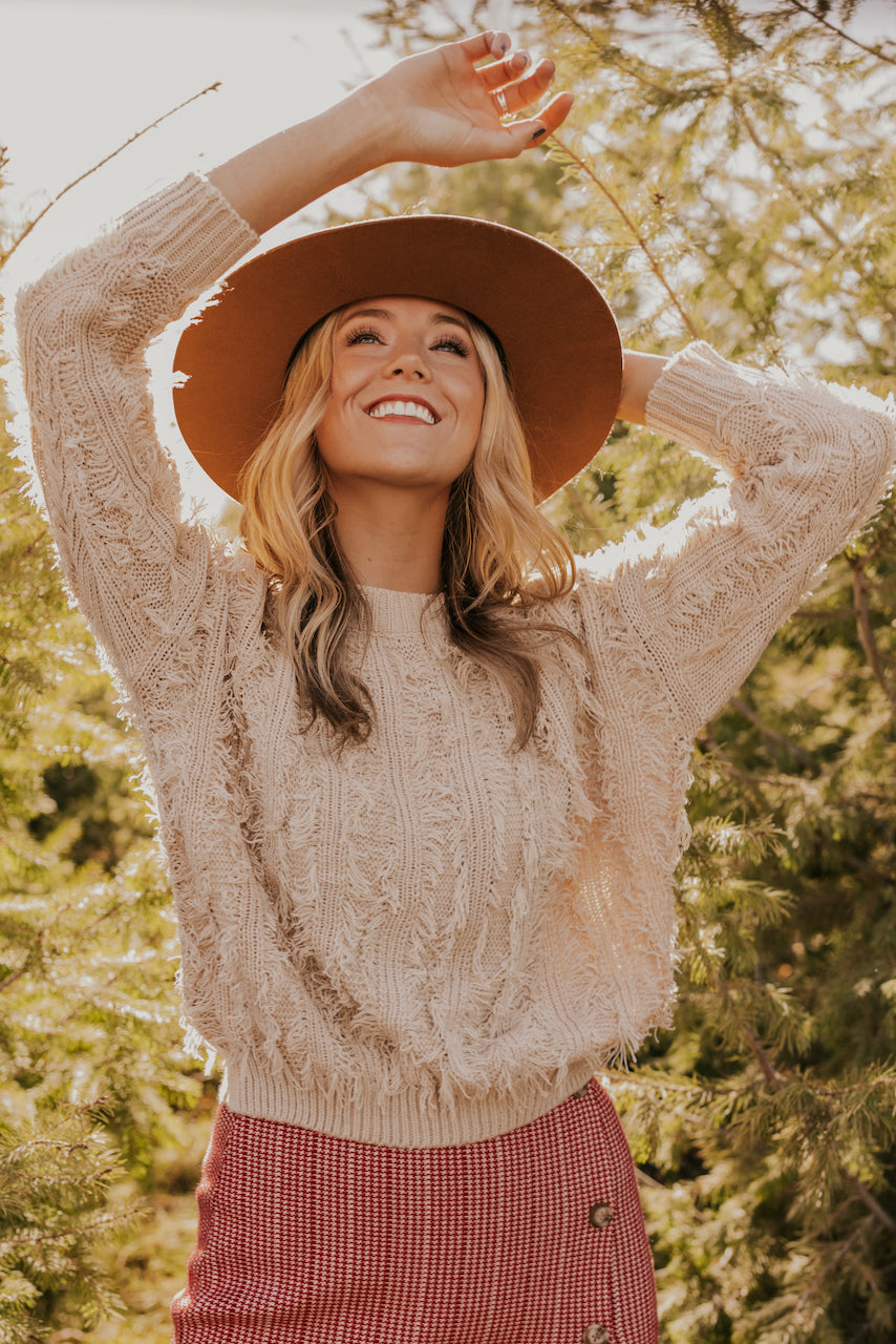 Shaggy Sweater | ROOLEE