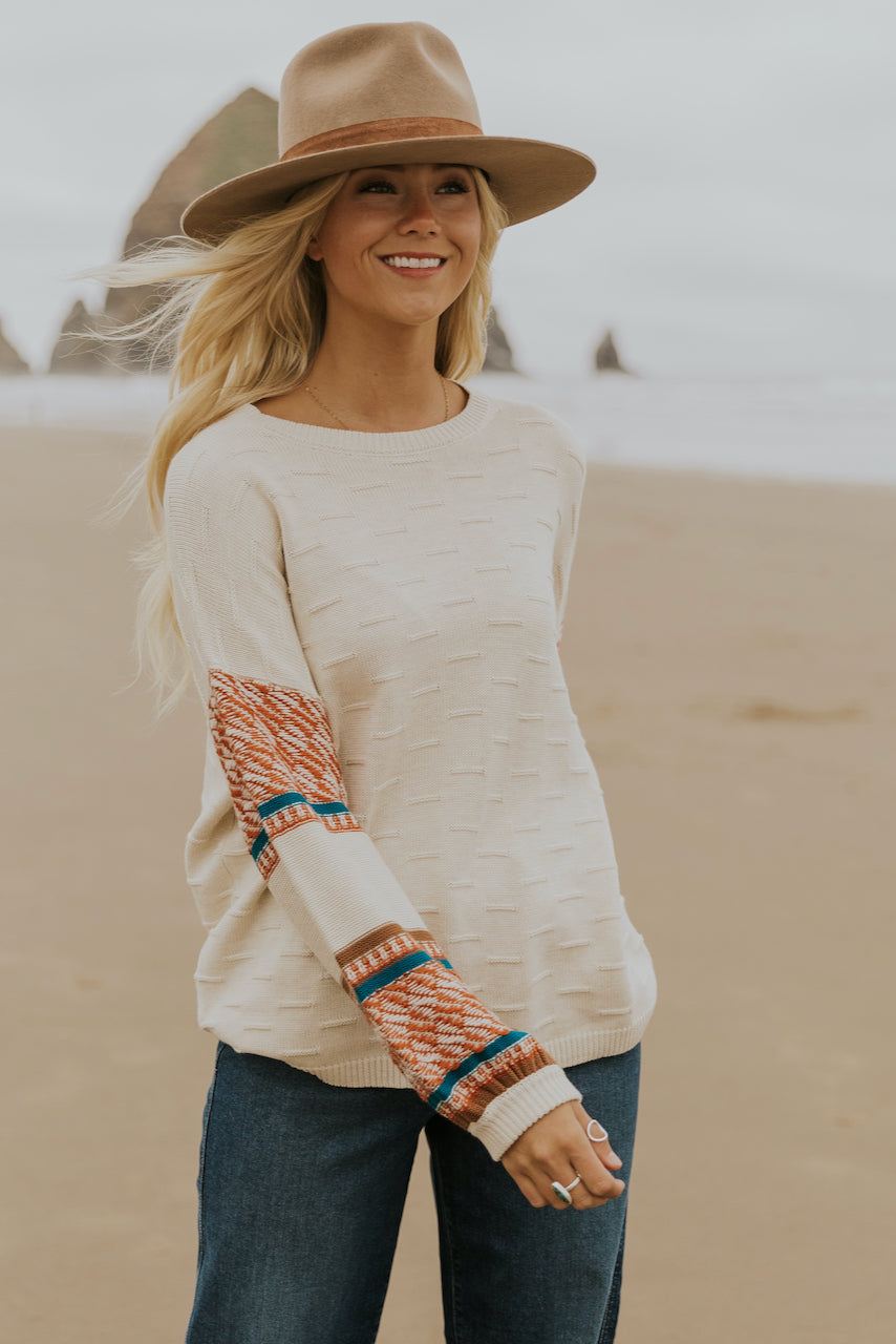Oversized chunky knit sweaters | ROOLEE