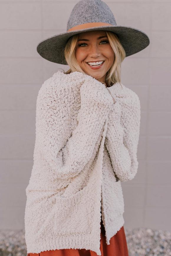 Super Soft Cardigan with Pockets | ROOLEE