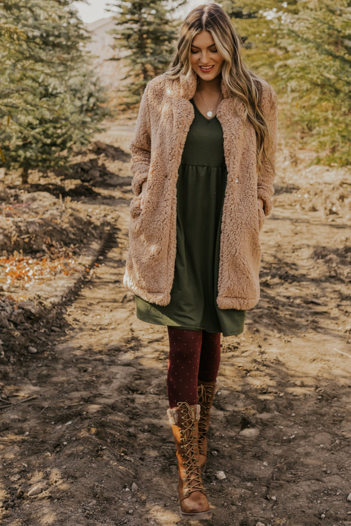 Short Winter Coats | ROOLEE