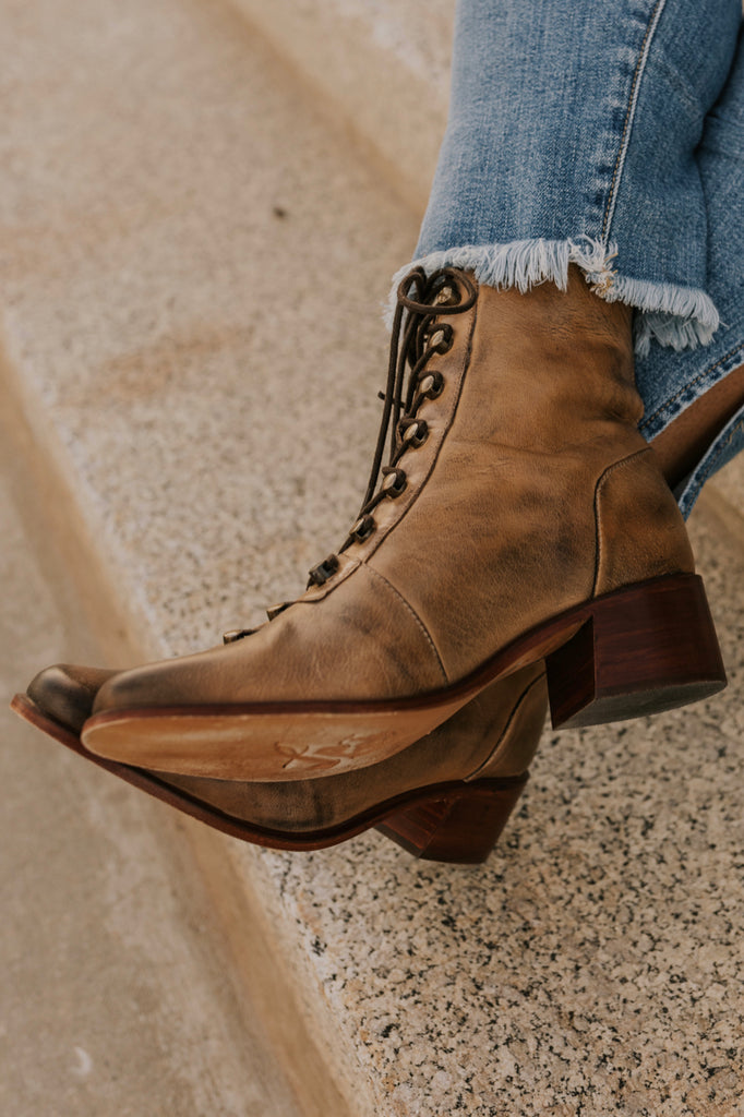 Genuine Leather Boots | ROOLEE