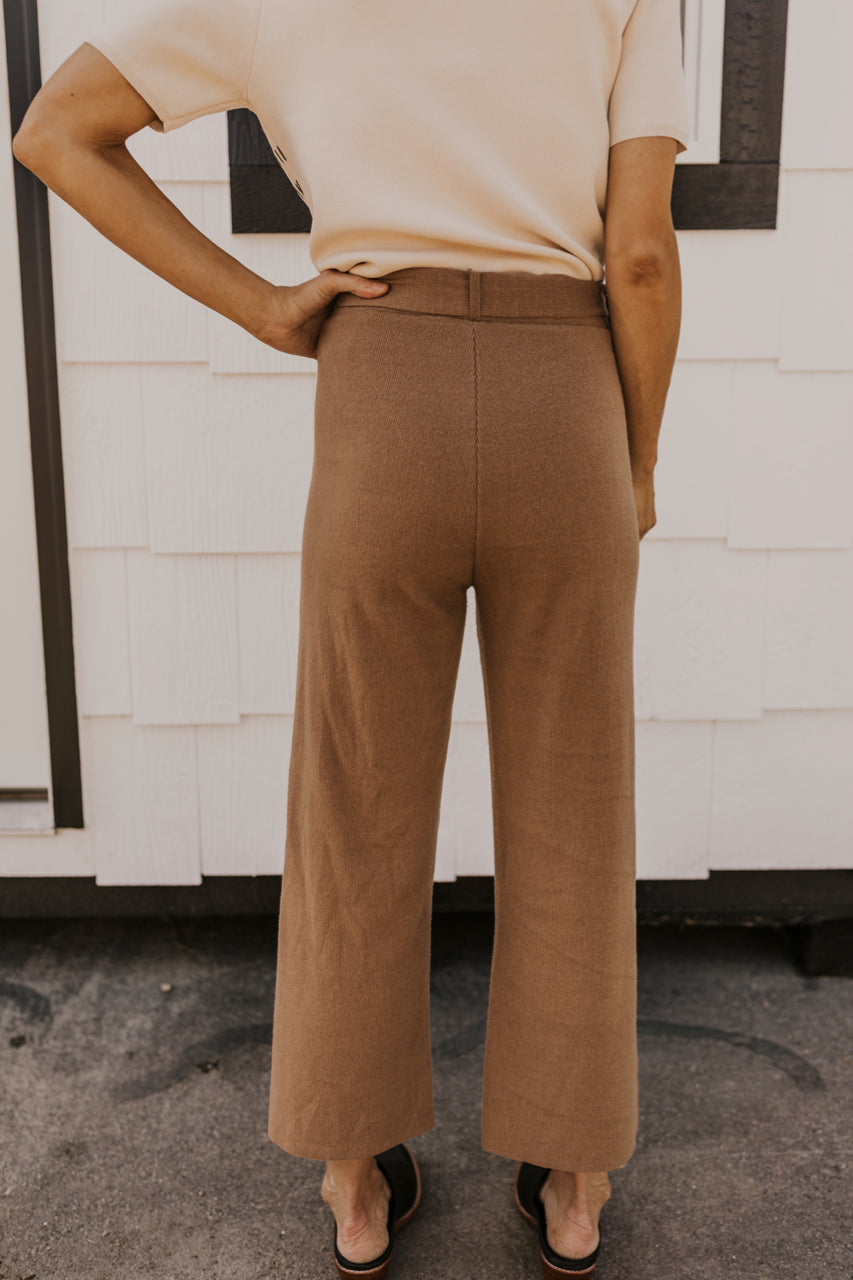 Hazel Knitted Pant | ROOLEE