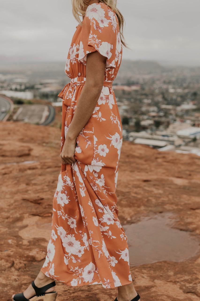Floral Maxi Dresses for Summer | ROOLEE