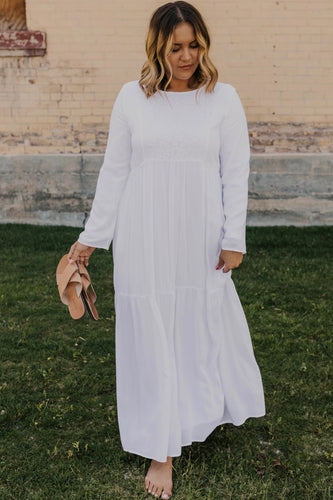 LDS Temple Dress | ROOLEE