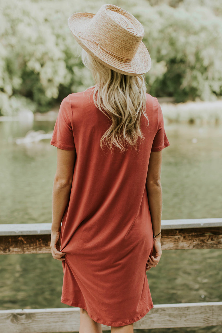 Soft + Stretchy Retro Dress | ROOLEE