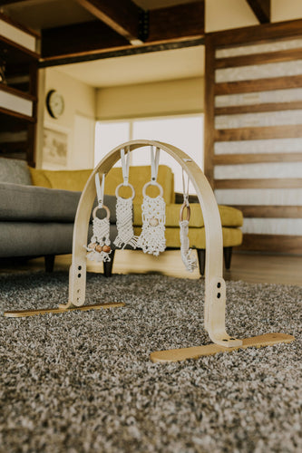 Wooden Baby Floor Toy | ROOLEE