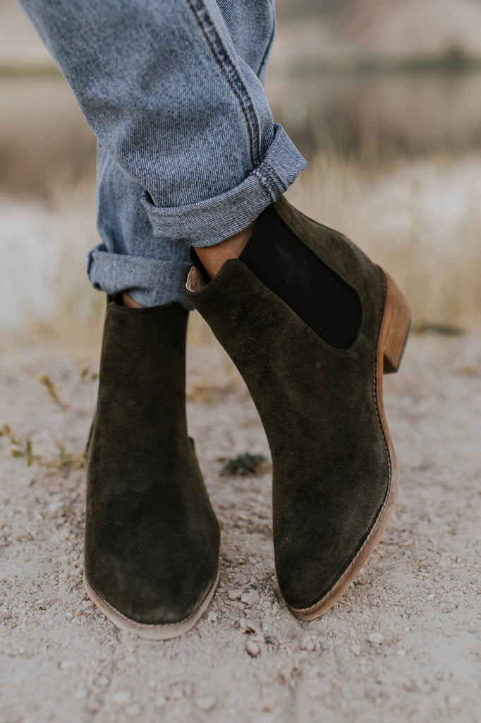 Myles Ankle Boot | ROOLEE