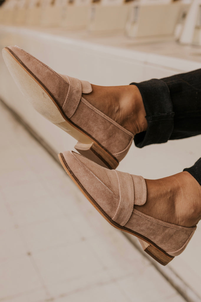Blush Shoes | ROOLEE