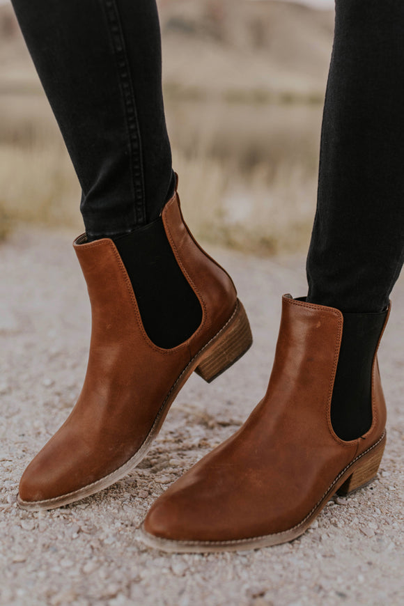 Chase Ankle Boot | ROOLEE
