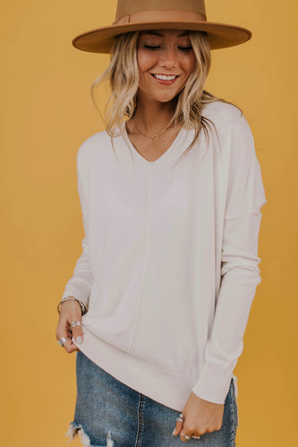 Long Sleeve Sweater | ROOLEE