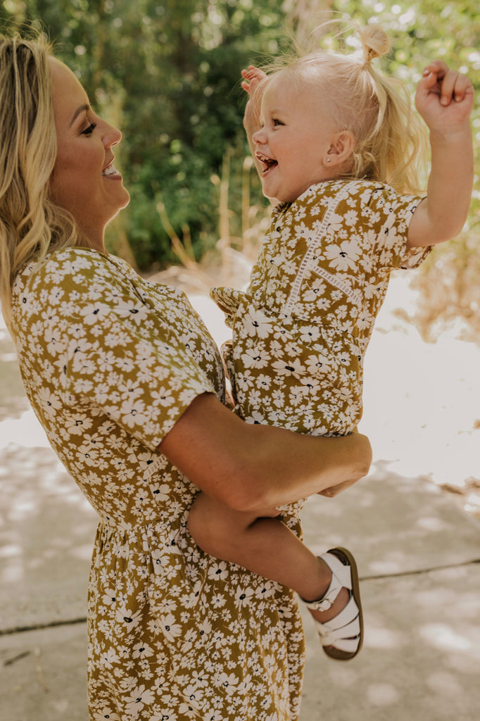 Mom and Daughter Matching Dresses | ROOLEE