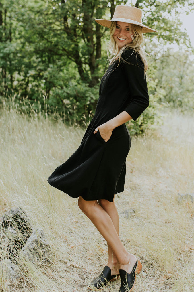 Cute and Comfy Basic Dress Outfit For Women | ROOLEE