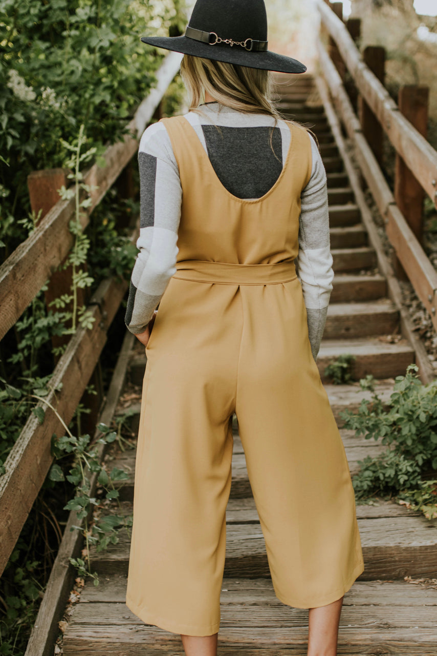 Cute Jumpsuit Outfit For Women | ROOLEE