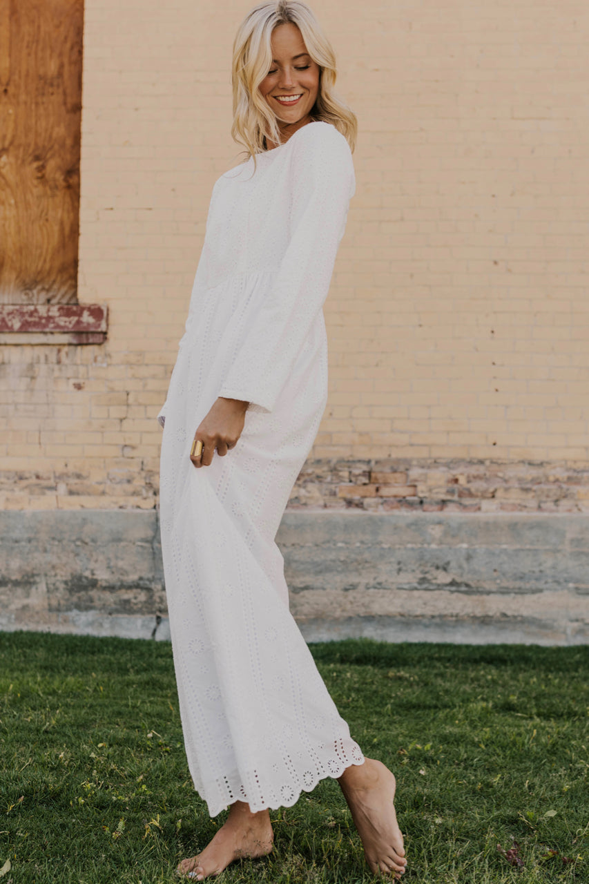 Comfortable Temple Dress | ROOLEE