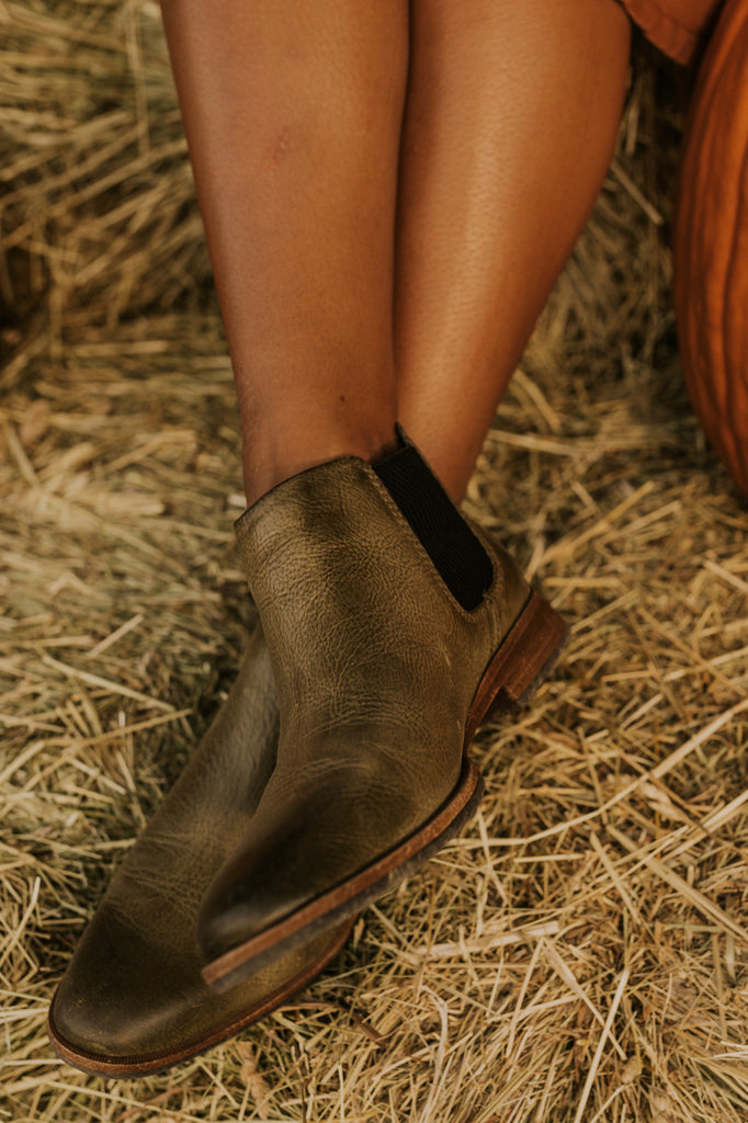 Kork-Ease Kama Booties