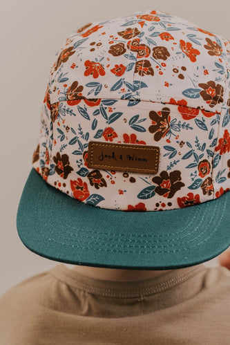 Kids 5 Panel Hats | ROOLEE