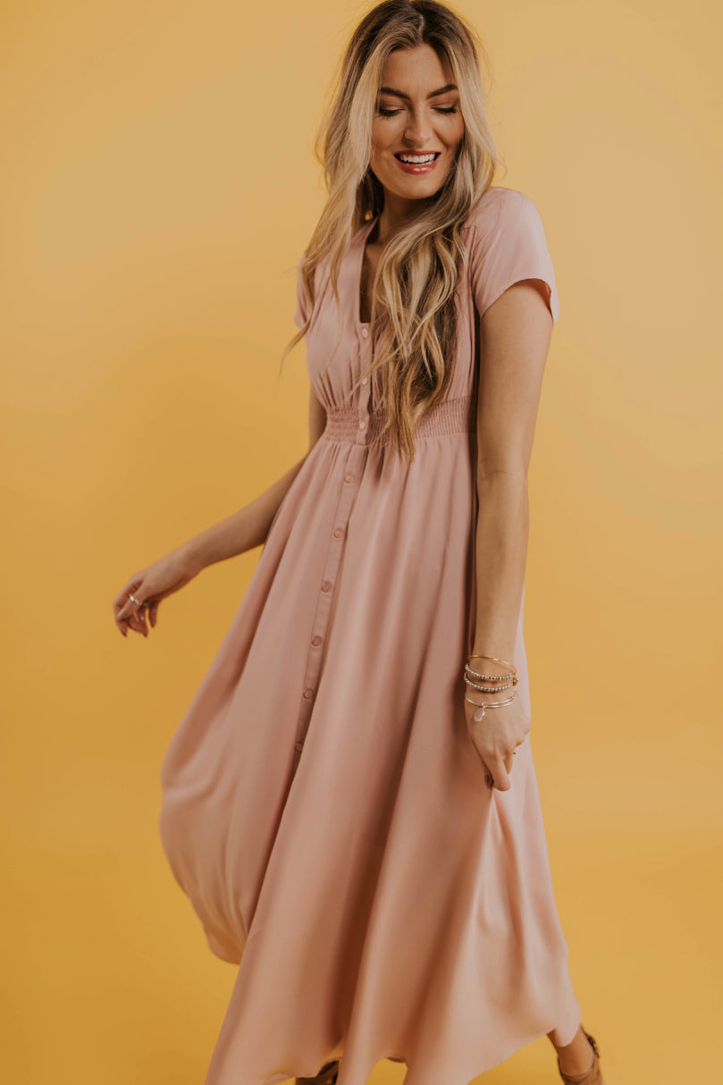 Modest Maxi Dress | ROOLEE