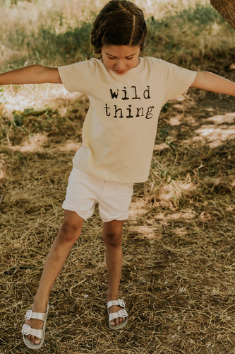 Wild Thing Graphic Tee | ROOLEE
