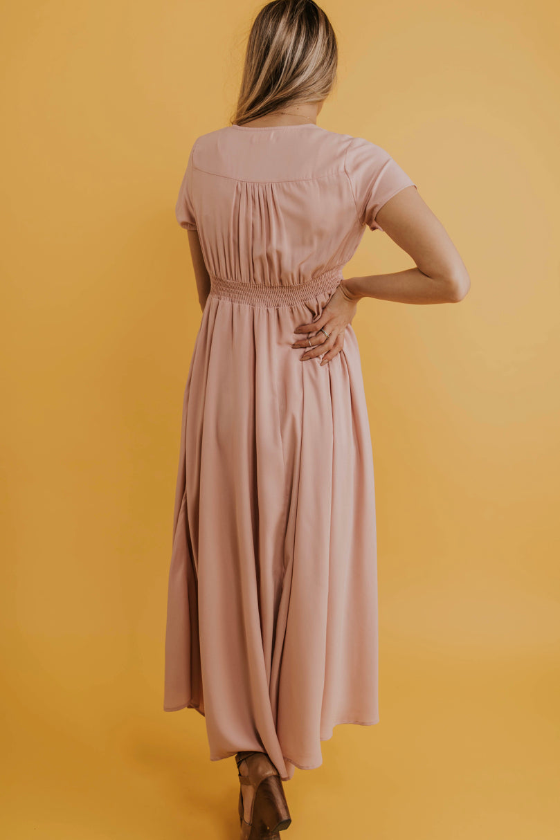 Long Modest Dress | ROOLEE