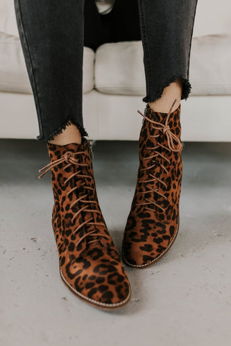 ROOLEE Cassandra Lace up Boots