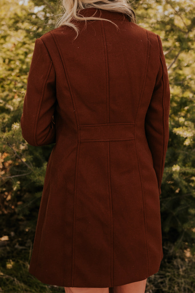 Howard Longline Coat