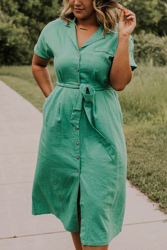 Emerald Green Dress | ROOLEE