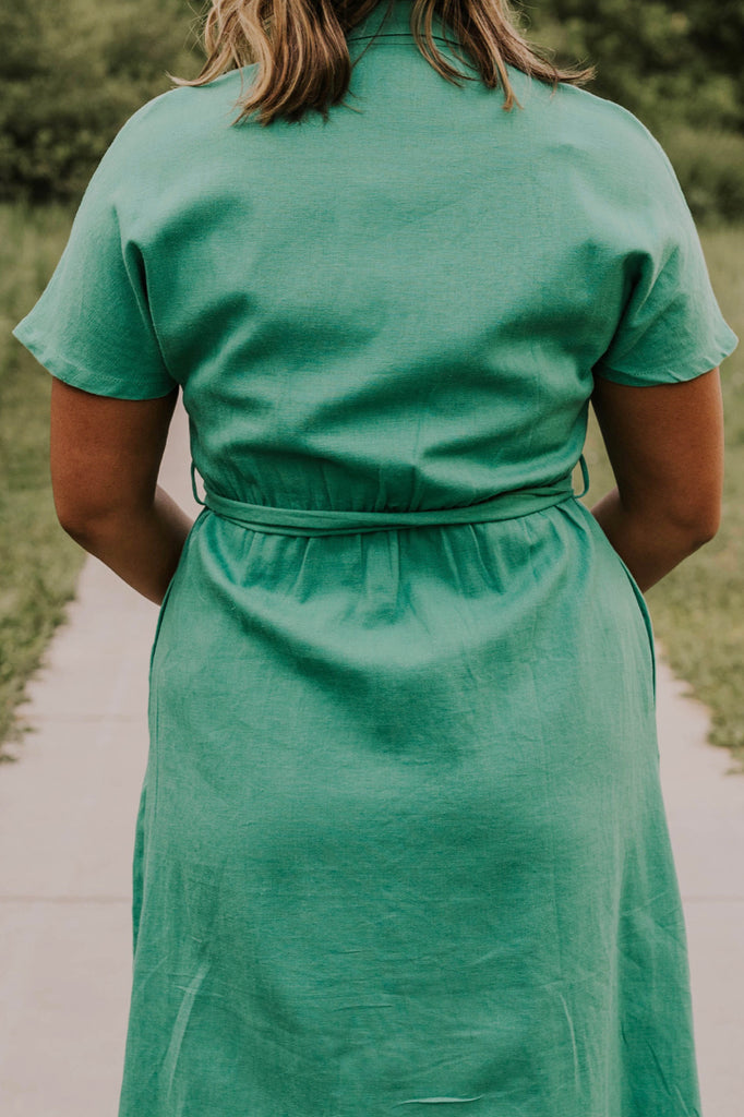 Green Bridesmaid Dress | ROOLEE