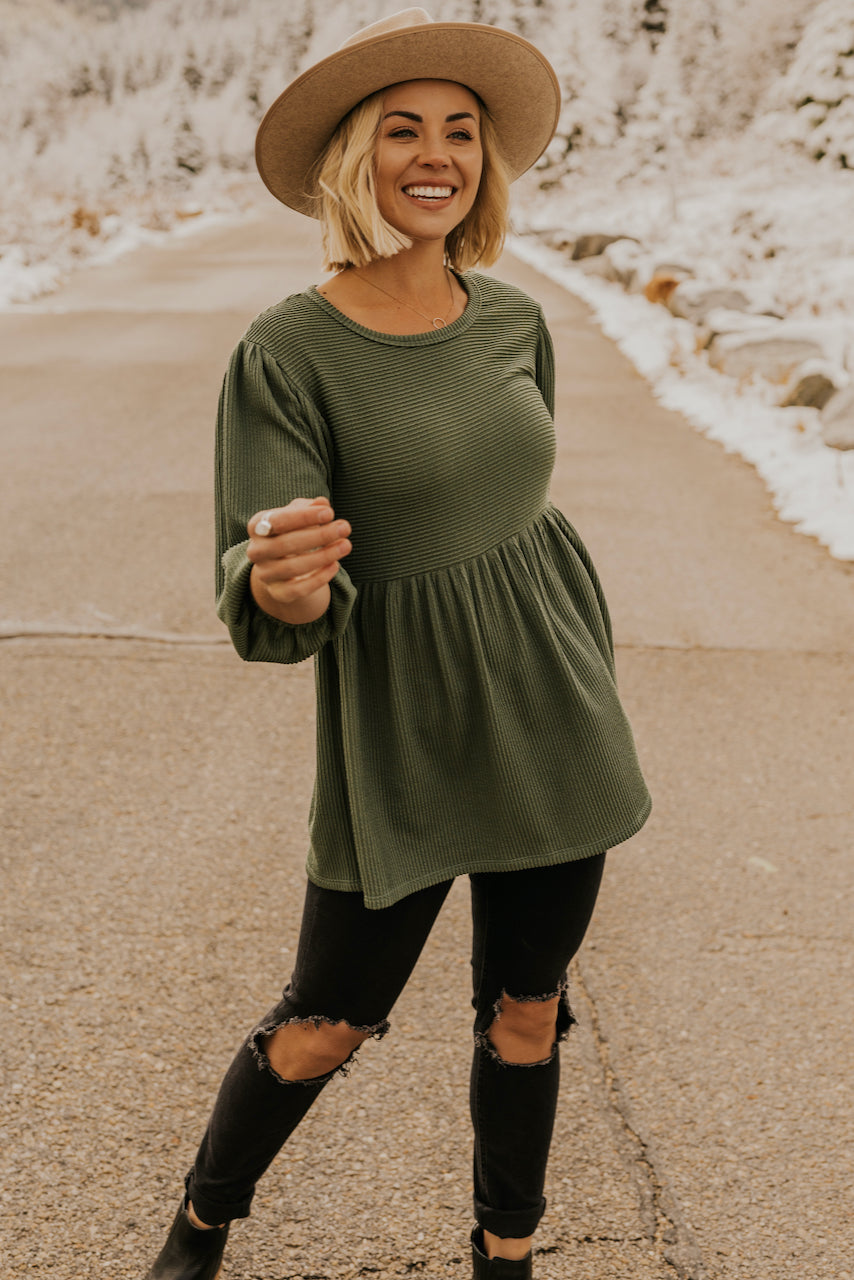 Green Formal Blouse for Events | ROOLEE