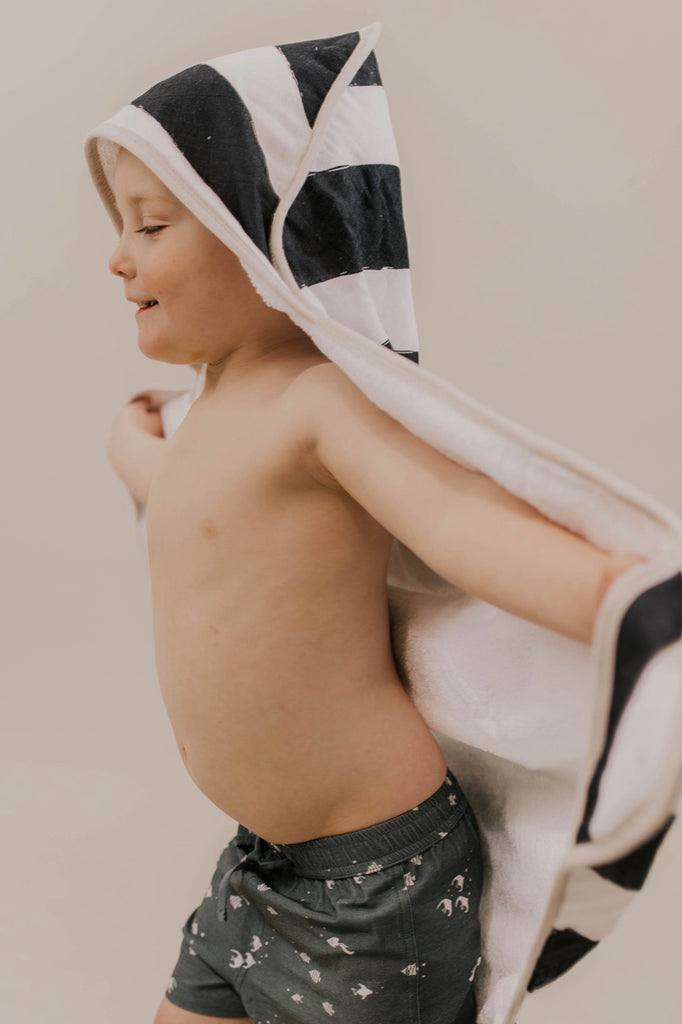 Hooded Towel Sets | ROOLEE