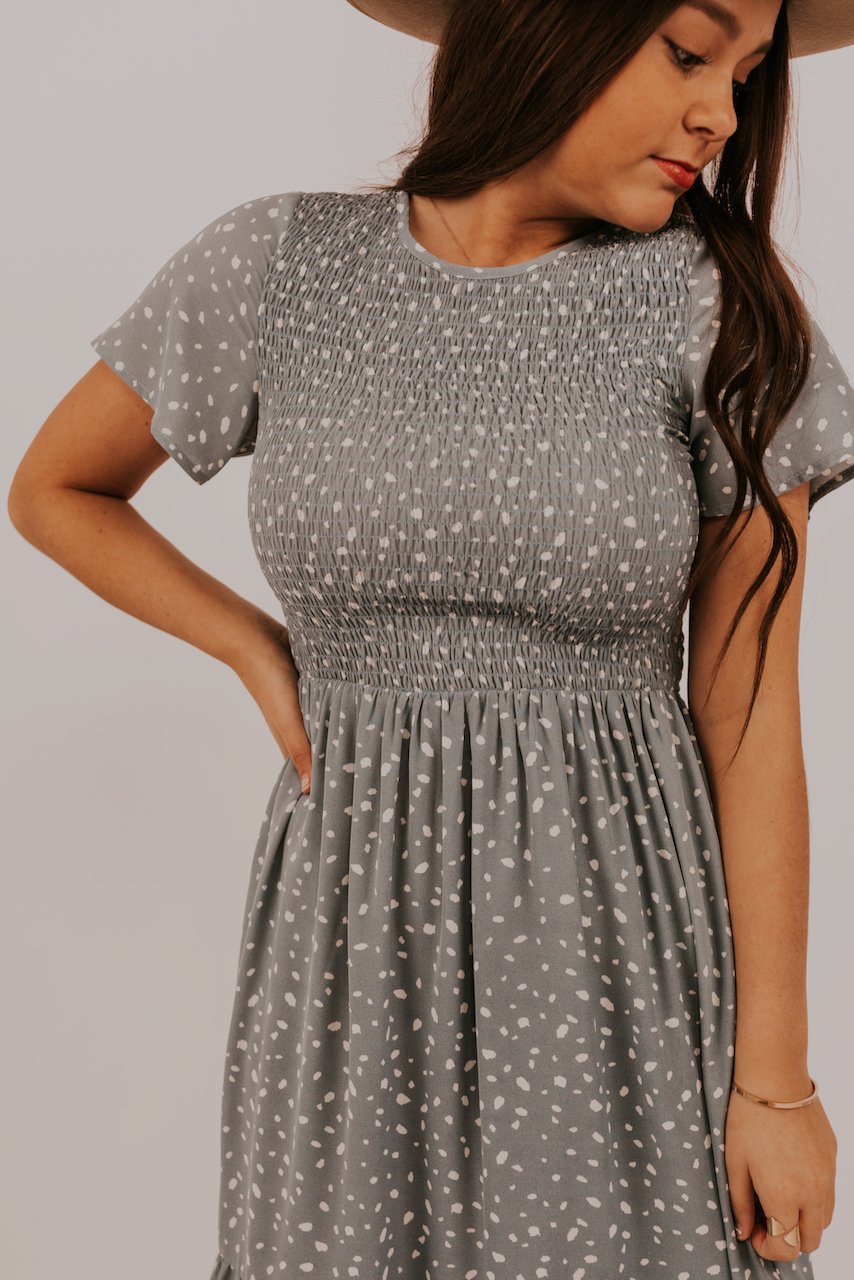 Short Sleeve Dresses for Maternity | ROOLEE