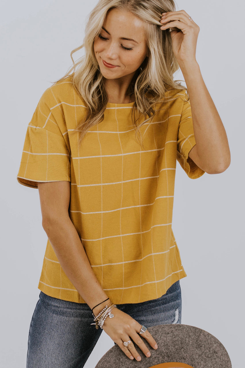 Rainee Cotton Top | ROOLEE