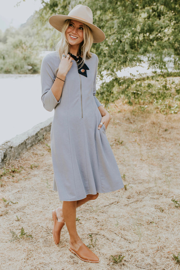 Midi Dress Outfit | ROOLEE