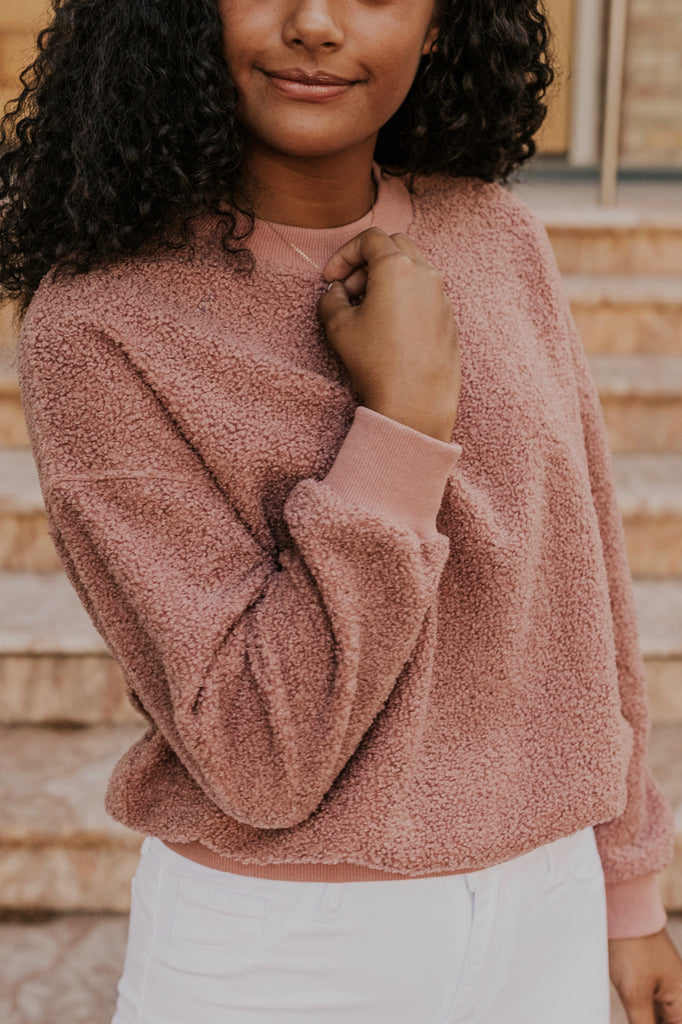 Cute Fall Pullover | ROOLEE