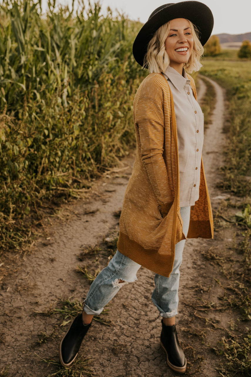 Fall Cardigans Styled for Winter Ideas  | ROOLEE