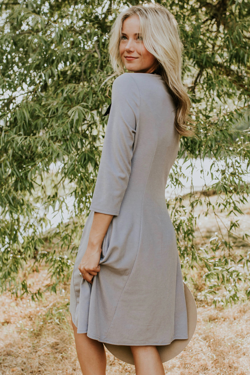 Princess Cut Dress Outfit | ROOLEE