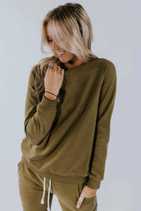 Lounge Around Sweatshirt | ROOLEE