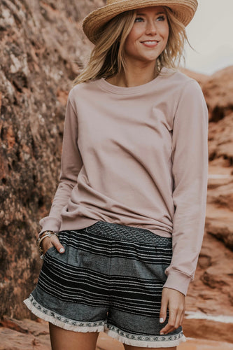 Blush Pullover for Women | ROOLEE