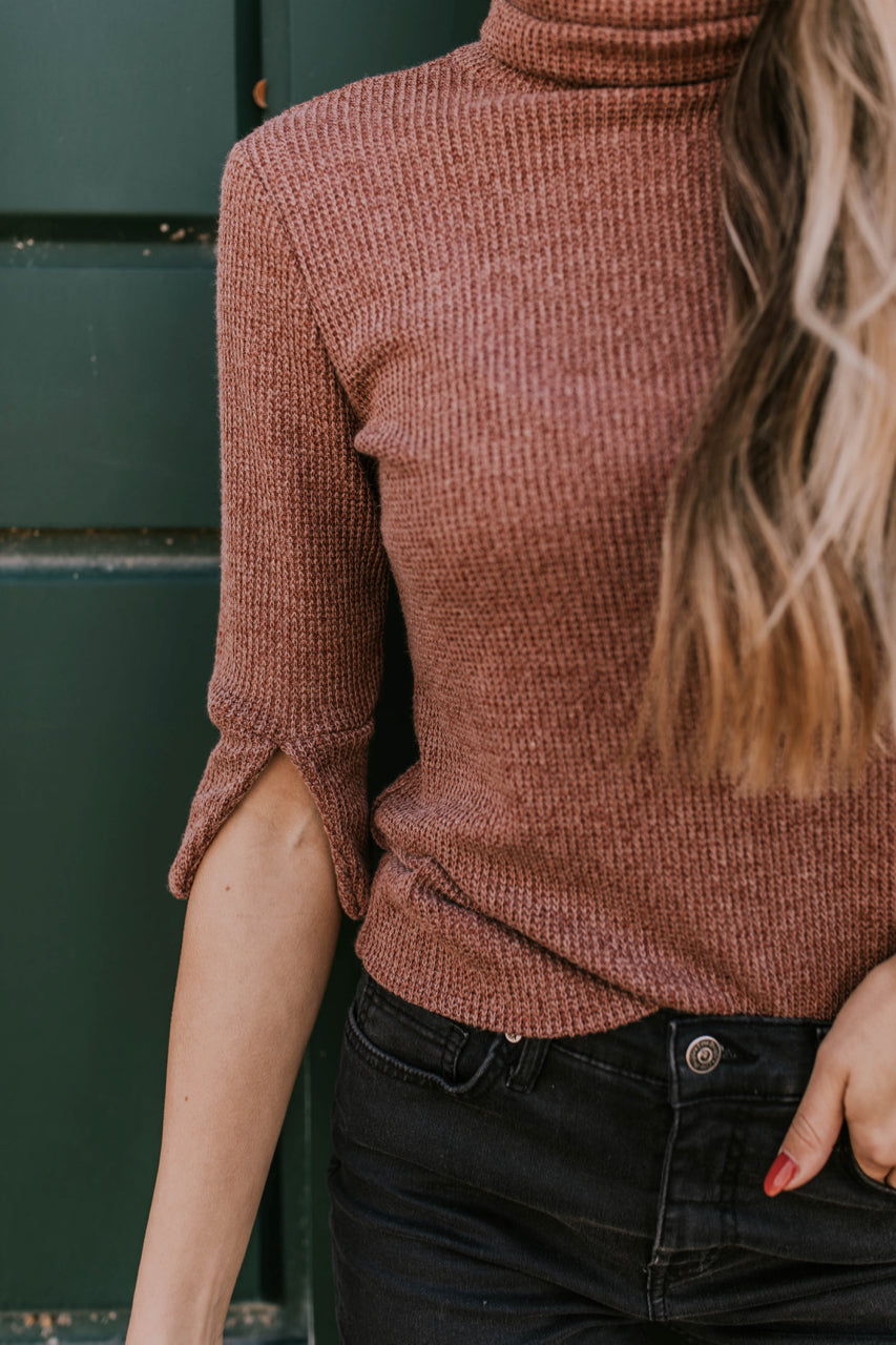Detail Tops for Winter | ROOLEE